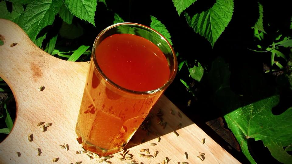 Квас медово-пряный Напитки