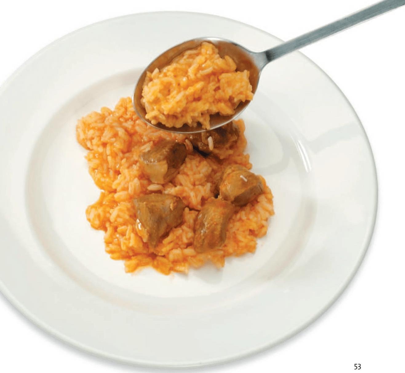 Говядина по-африкански Африканская кухня