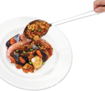 Паэлья Испанская кухня