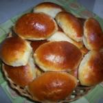 Пирожки с яблоками Выпечка Пирожки