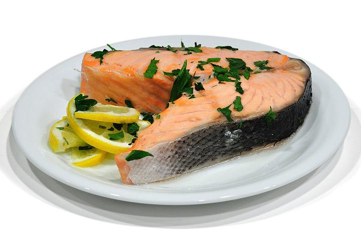 Паровая рыба Рыбацкая кухня