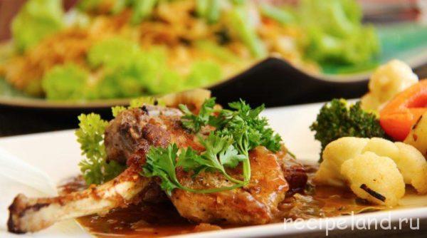 Антрекот Блюда из мяса Вторые блюда
