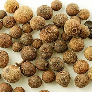 Пимент / ямайский душистый (гвоздичный) перец (Pimenta dioica) Пряности и приправы