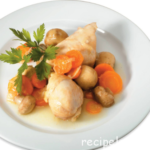 Цыпленок в хересе Испанская кухня