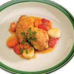 Цыпленок с арахисовой пастой Африканская кухня