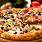 Пицца в нарезку Пицца