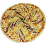 Пицца с угрем и картофелем Пицца