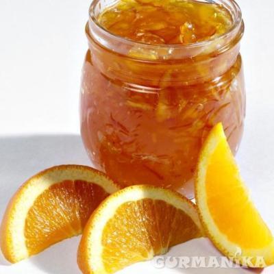 Апельсиновый джем I