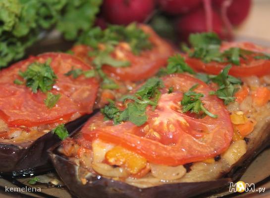 Баклажаны по-стамбульски Овощные блюда Турецкая кухня