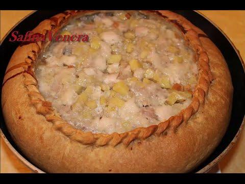 Балиш (пирог с бараниной и курицей)