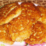 Беляши (пирожки с мясом) Казахская кухня