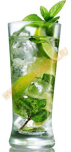 Безалкогольный коктейль «Мохито» Напитки
