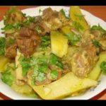 Бозартма из баранины Азербайджанская кухня