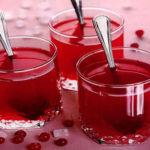 Брусничная вода Напитки Русская кухня