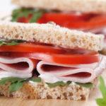Бутерброды «Марго» Французская кухня