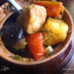 Чанахи (запеченное мясо с овощами) Грузинская кухня