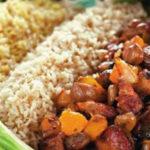 Чихиртма (плов из курицы и баранины) Азербайджанская кухня