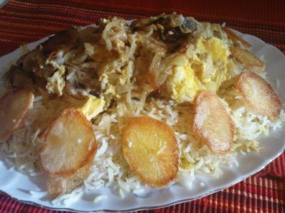 Чихиртма-плов Вторые блюда Пловы