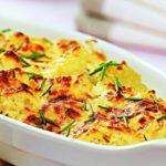 Цветная капуста, запеченная с сыром Вторые блюда Из капусты Из овощей