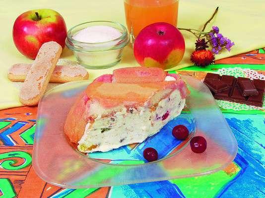 Десерт «Избушка с секретом» Десерты