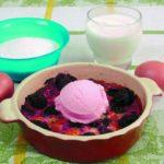 Десерт «Лед и пламень» Десерты Фруктовые десерты