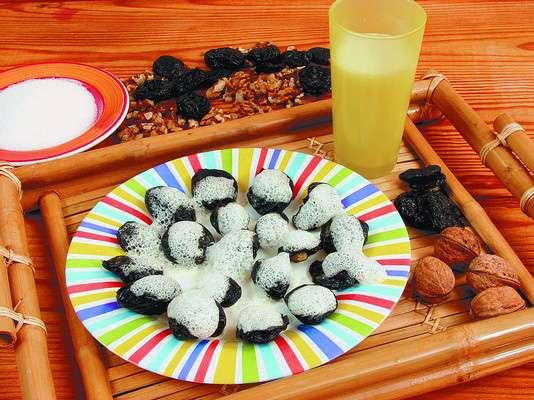 Десерт «Волшебные плоды» Десерты Фруктовые десерты