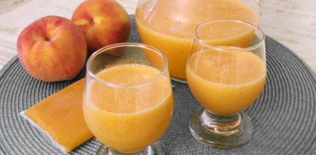 Диабетический персиковый сок