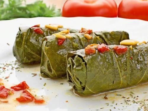 Долма Азербайджанская кухня