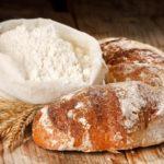 Домашний хлеб Украинская кухня