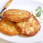 Драники (оладьи) Белорусская кухня