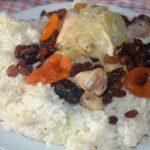 Джуджа-плов Азербайджанская кухня