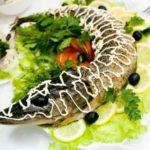 Фаршированная щука Блюда из рыбы Вторые блюда