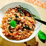 Фаршированный перец «По-провансальски» Из овощей Перец