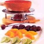 Фондю с абрикосами и финиками Десерты Муссы