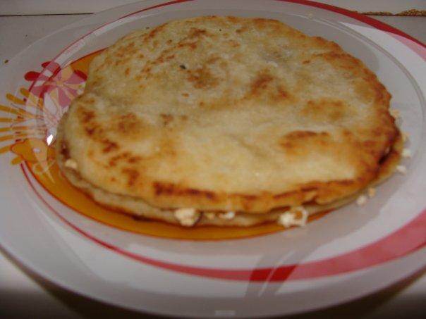Гокай (лепешки из теста) Киргизская кухня