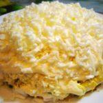 Голубцы с картофелем и копченой курицей Из картошки