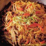Говядина, жареная по-тайски Блюда из мяса Вторые блюда