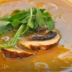 Грибной суп по-итальянски Супы