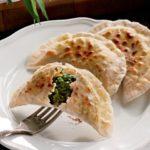 Гутап (пирожки с зеленью и маслом) Туркменская кухня