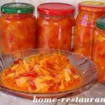 Икра из перца с морковью Заготовки, консервирование