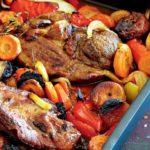 Индейка с сухофруктами Блюда из курицы Вторые блюда