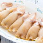 Кальмары с изюмом и курагой Блюда из рыбы Вторые блюда