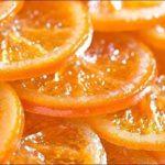 Карамельные апельсины Десерты