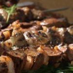 Карси хоровац (шашлык из баранины) Армянская кухня
