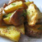 Картофель по-селянски Белорусская кухня