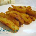 Картофель с медом Из картошки