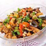 Картофель с морковью и баклажанами Из картошки