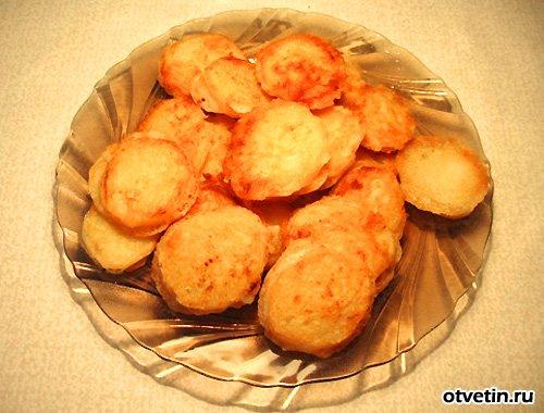 Картофель в пивном соусе Из картошки