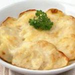 Картофельная чулама Из картошки