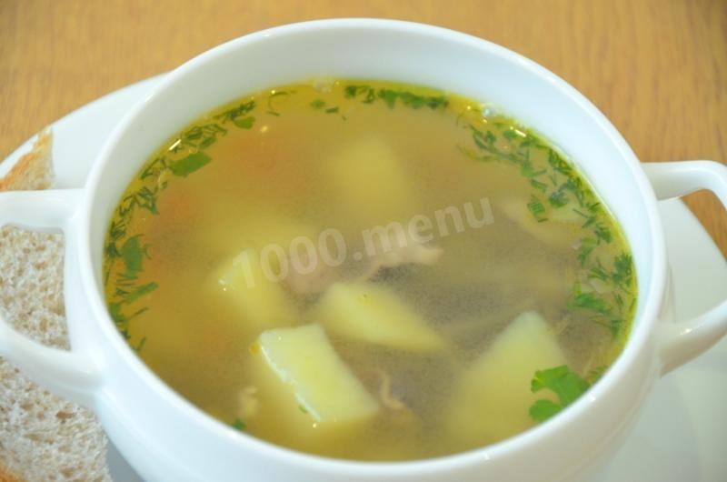 Картофельная похлебка по-старорусски
